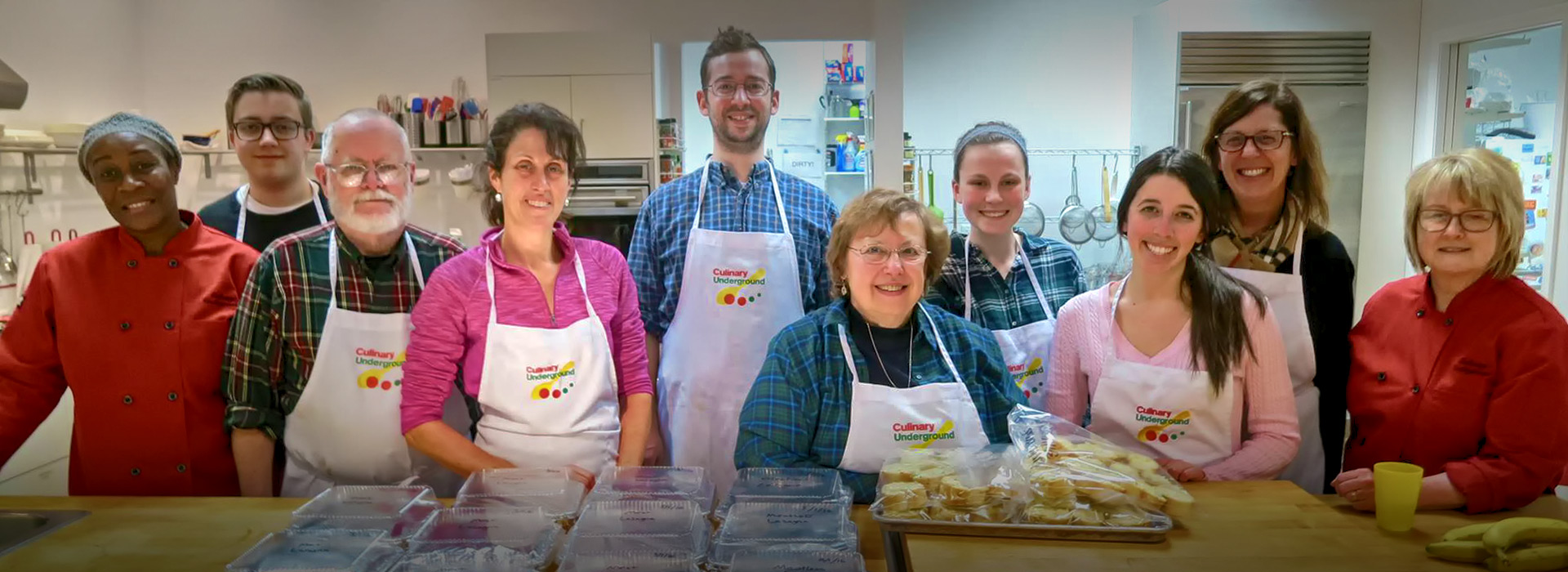 Home Cooks Growing Business
